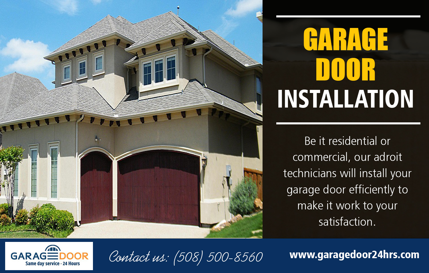 Garage Door Opener Repair In Worcester