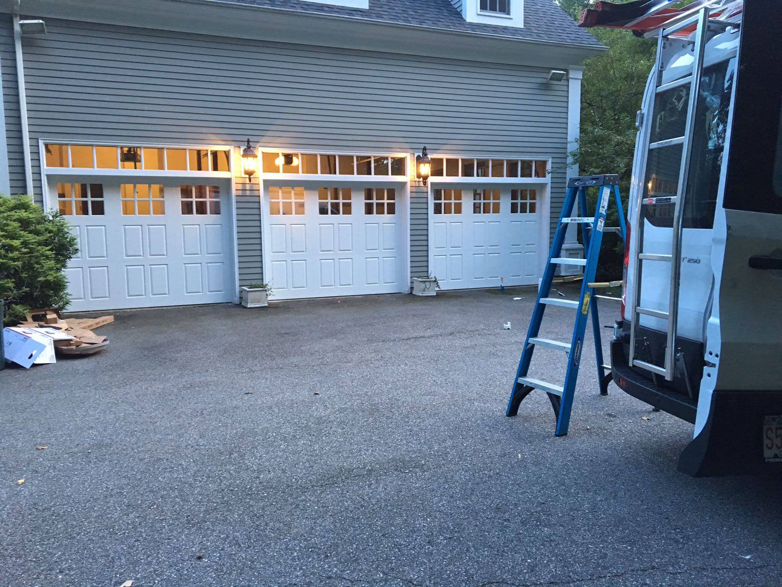 Garage Door Service Worcester