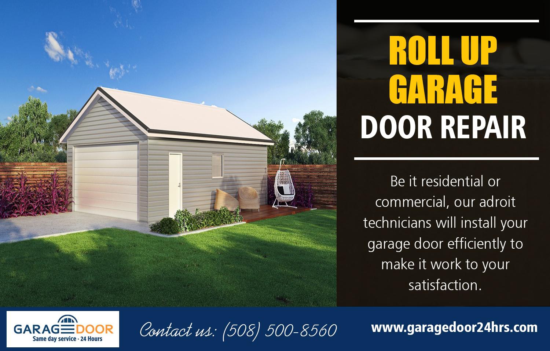 Roll Up Garage Door Repair In Worcester
