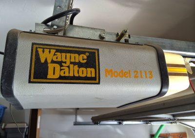 wayne dalton opener